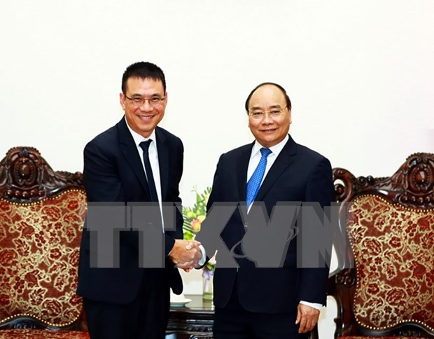 PM asks Thailand's SCG group to expand investment in Vietnam hinh anh 1