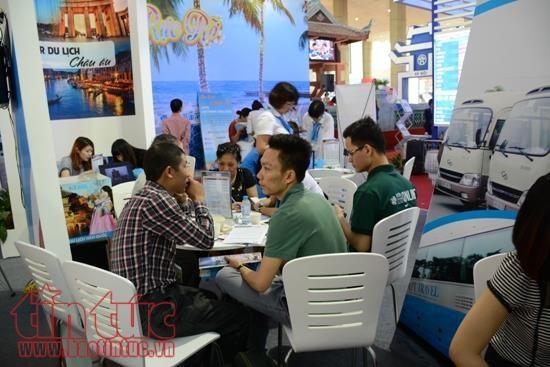Vietnam International Travel Mart kicks off in Hanoi hinh anh 1