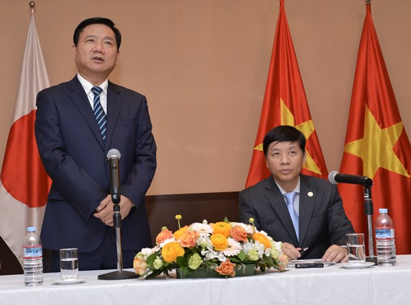 HCMC Secretary promotes trade, investment in Japan hinh anh 1