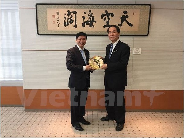 Vietnam boosts cooperation with Japanese prefectures hinh anh 1