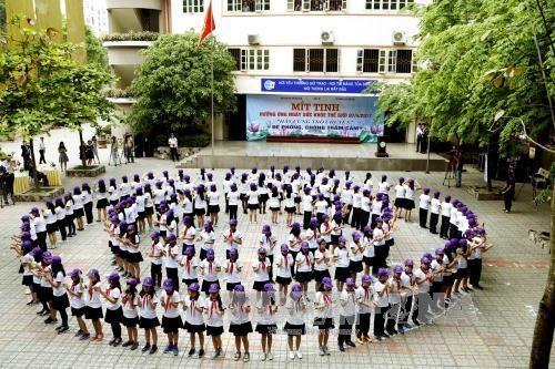 Meeting raises public awareness of depression hinh anh 1