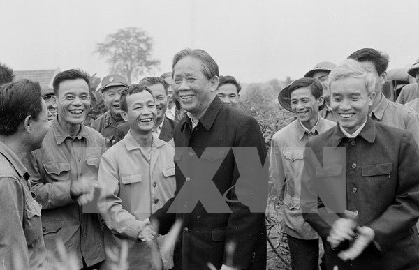 Value of late Party chief's mindset, vision remains intact: State leader hinh anh 1