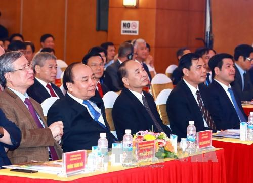 Thai Binh should develop smart, organic agriculture: PM hinh anh 1