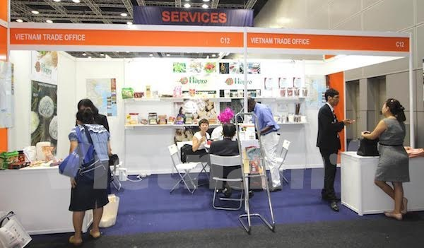 Vietnam attends int'l Halal showcase in Malaysia hinh anh 1