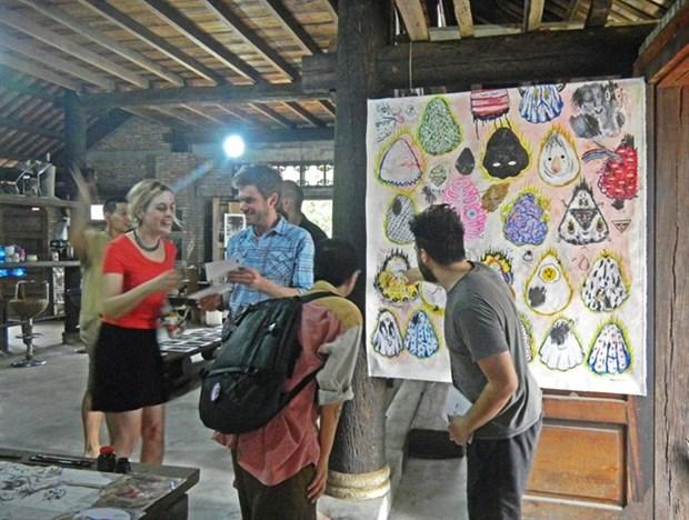 Denmark boosts top Vietnamese art centres hinh anh 1