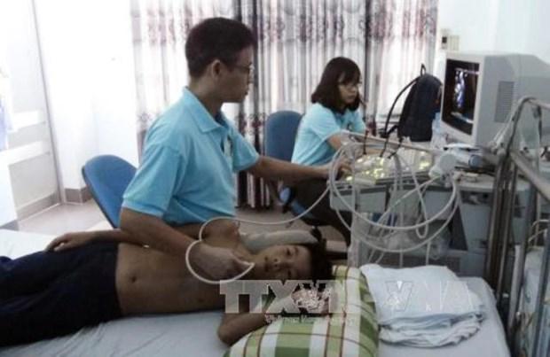 Phu Yen provides free heart defect screenings for needy kids hinh anh 1