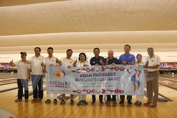 Sport exchange promotes ASEAN friendship hinh anh 1