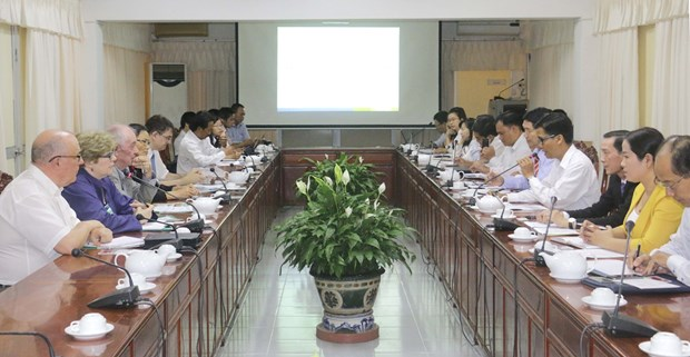 Can Tho city hopes for French investment in agriculture hinh anh 1