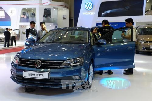 Sale of CBU cars up 114 percent in March hinh anh 1