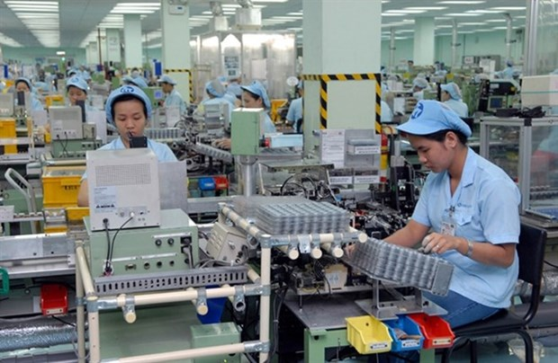 Binh Duong continues improving business climate hinh anh 1