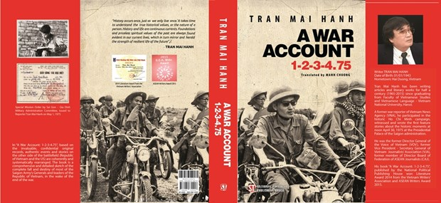 "English version of ""A War Account 1-2-3-4.75"" published hinh anh 1"