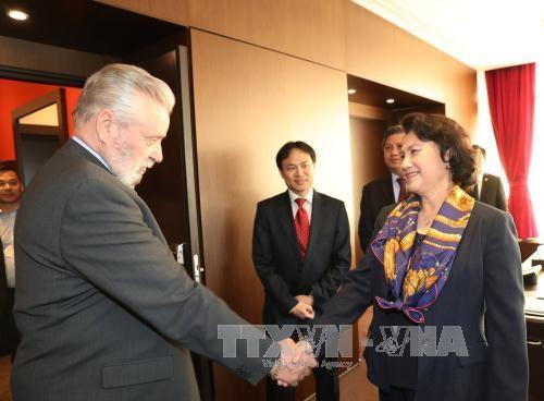 Vietnam, Hungary strengthens relations hinh anh 1