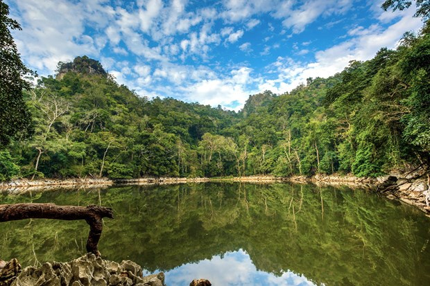 Vietnam seeks UNESCO recognition for Ba Be-Na Hang natural heritage hinh anh 1