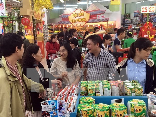 Prudent monetary policy helps control inflation in Q1 hinh anh 1