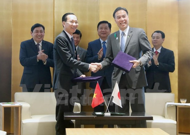 HCM City expands cooperation with Japanese prefecture hinh anh 1