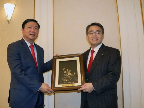 HCM City, Japan's Aichi prefecture boost cooperation hinh anh 1