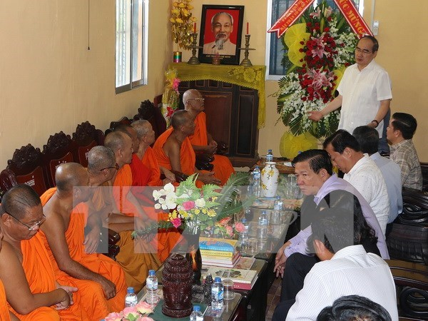Efforts to improve Khmer people's living conditions hinh anh 1