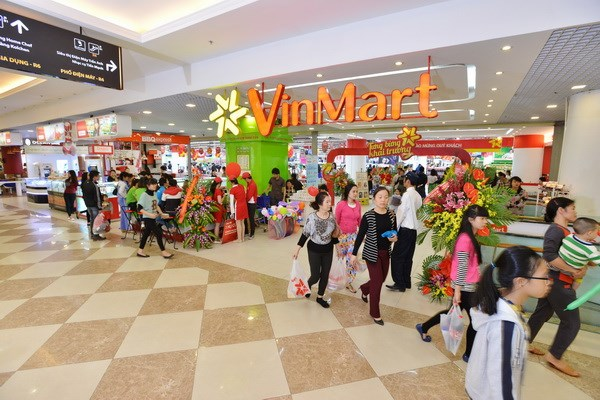 Domestic businesses eye rural retail market hinh anh 1