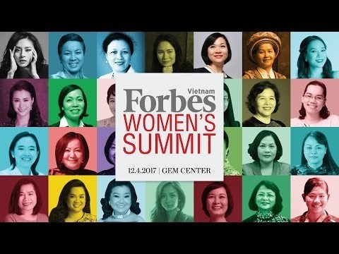 Forbes announces Vietnam's 50 most influential women hinh anh 1