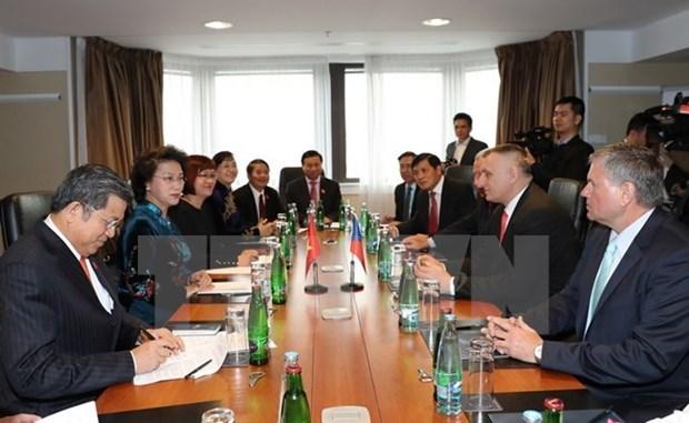 Vietnam, Czech Republic eye enhanced cooperation hinh anh 1