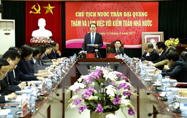 State Audit urged to focus on areas with high corruption risks hinh anh 1