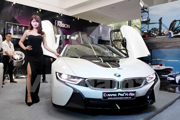 350 exhibitors to take part in int'l automobile fair in HCM City hinh anh 1