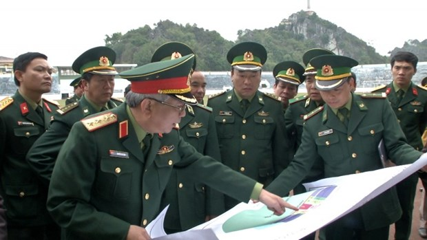 VN-China border defence friendship exchange to be held in May hinh anh 1