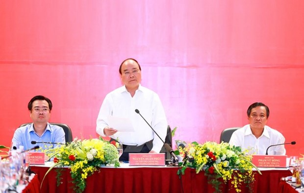 Kien Giang urged to take full advantage of Phu Quoc for development hinh anh 1