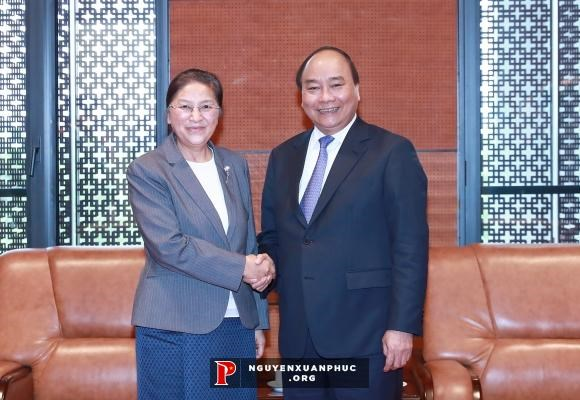 Lao parliament hails governmental cooperation with Vietnam hinh anh 1