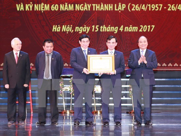 BIDV asked to help expand investment abroad hinh anh 1