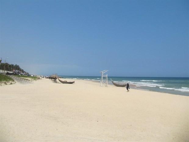 Tam Thanh Beach to host international kite festival hinh anh 1