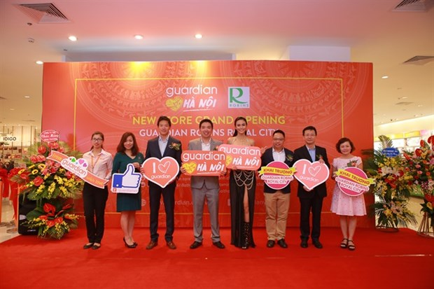 Beauty chain Guardian opens 49th store hinh anh 1