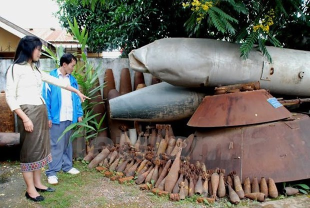 Laos to make great efforts to achieve UXO clearance goals hinh anh 1