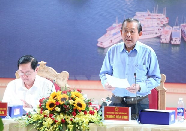 Van Don special economic zone must be superior: Deputy PM hinh anh 1