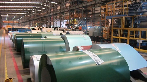 Steel sector seeks to reduce inventories hinh anh 1