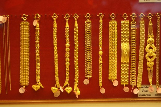 Gold prices hit 5-month high in Thailand hinh anh 1