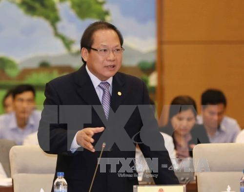 Information minister makes clear cyber information safety management hinh anh 1