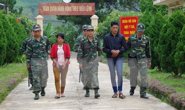 Vietnam, China push forward with human trafficking fight hinh anh 1