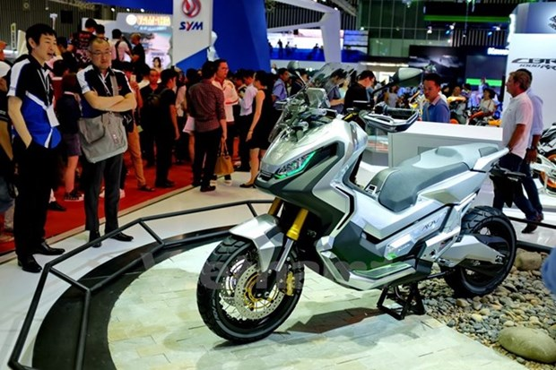 Vietnam Motorcycle Show 2017 slated for early May in HCM City hinh anh 1