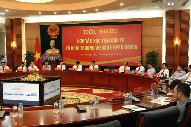 Hai Phong intensifies investment promotion hinh anh 1