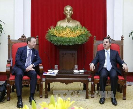 EVFTA vital to Vietnam's trade integration: Eurocham leader hinh anh 1