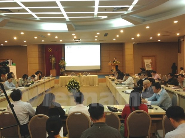 Vietnamese sustainable businesses ranking programme 2017 launched hinh anh 1