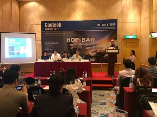 Hanoi to host international trade fair for construction hinh anh 1