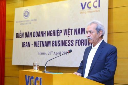 Vietnam, Iran explore economic partnership potential hinh anh 1