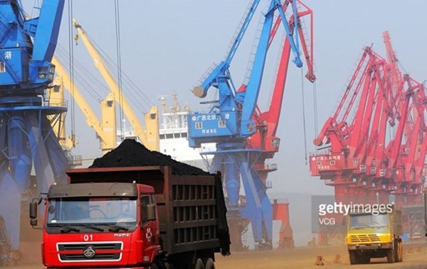 China's Guangxi boosts coal import from ASEAN hinh anh 1