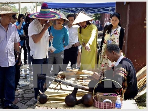 Ethnic group's Culture Days promote Vietnam's unique culture hinh anh 1