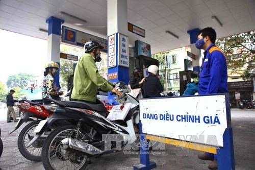 Petrol prices increase by 350 VND per litre hinh anh 1