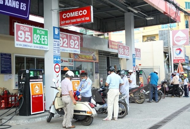 HCM City to open 62 petrol stations on waterways hinh anh 1