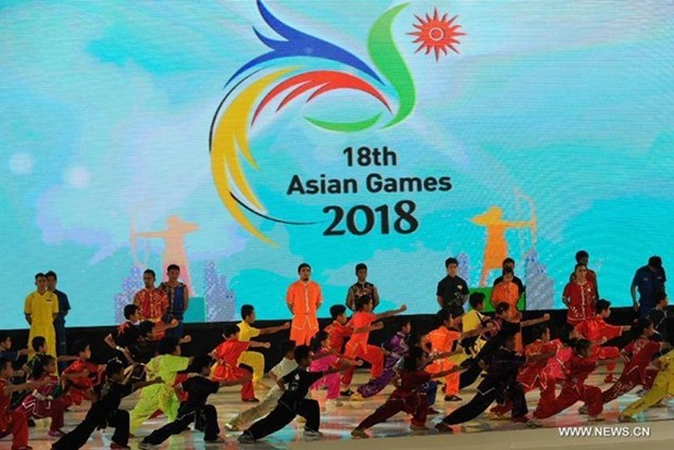 Asian Games 2018 to feature 39 sports hinh anh 1
