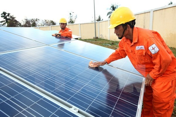 Korean energy technologies introduced to Vietnamese firms hinh anh 1